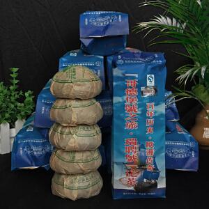 【15沱】2007年哥德堡�之旅(7363)典藏珍品普洱老生茶沱茶 100g/沱