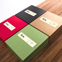茶叶包装盒空礼盒高档白茶西湖龙井碧螺春茶叶罐铁盒