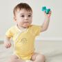 【99选3:33】迷你巴拉巴拉婴儿纯棉三角衣夏新款新生儿连体衣男女宝宝衣服