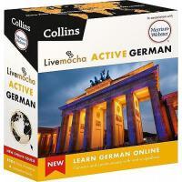 【预订】Livemocha Active German