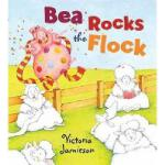【预订】Bea Rocks the Flock