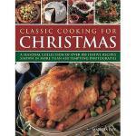 【预订】Classic Cooking for Christmas: A Seasonal Collection
