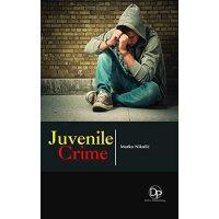 英文原版Juvenile Crime少年犯罪