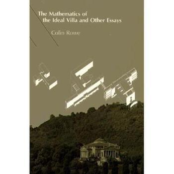 【预订】The Mathematics of the Ideal Villa and Other Essays 美国库房发货,通常付款后3-5周到货!