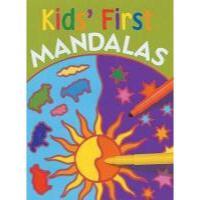 【预订】Kids' First Mandalas