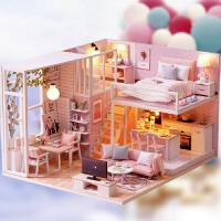 过家家6-7-8-9 10-12岁 小女孩生日礼品玩具女童娃娃屋手工儿童