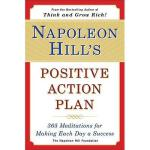 【预订】Napoleon Hill's Positive Action Plan: 365