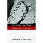 【预订】Uncertainty and Risk: Multidisciplinary
