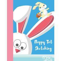 【预订】Floppy Tot Sketching: Peek a Boo Bunny Rabbit Artist Bla