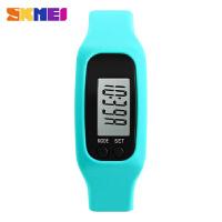 男女学生电子手表户外运动计步卡路里时尚个性腕表