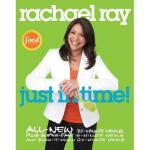【预订】Rachael Ray: Just in Time!: All-New 30-Minutes