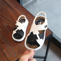 宝宝凉鞋男童小童鞋子男童凉鞋新款儿童夏包头