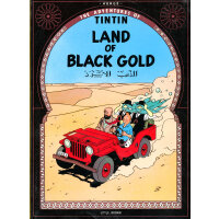 The Adventures of Tintin: The Land of Black Gold丁丁历险记・黑金之国 ISBN 9780316358446