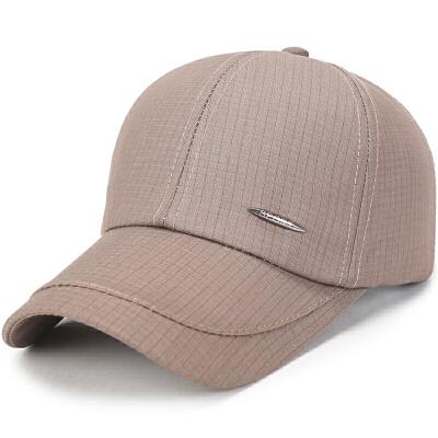 男士冬季棒球帽鸭舌帽遮阳帽户外春秋钓鱼休闲帽子男夏季骑车