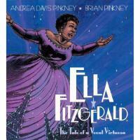 【预订】Ella Fitzgerald: The Tale of a Vocal Virtuosa