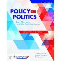英文原版Policy And Politics For Nurses And Other Health Profess