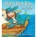 【预订】Half-Pint Pete the Pirate