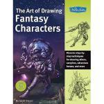 【预订】The Art of Drawing Fantasy Characters: Discover Y978160
