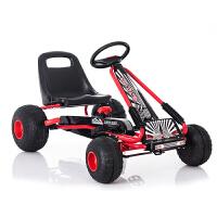 儿童卡丁车四轮脚踏自行车运动玩具汽车可男女宝宝健身童车