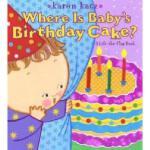 【预订】Where Is Baby's Birthday Cake?