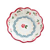 餐具陶瓷水果沙拉碗可爱碗吃饭好看个性饭碗家用