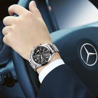 新款手表男学生潮流全自动石英表夜光非机械运动男士手表
