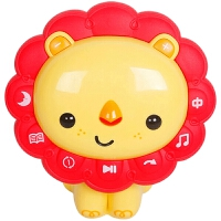 费雪 故事机0-3岁婴幼儿童小狮子早教机 故事机玩具FHW28儿童节礼物 FHW28故事机