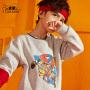 【3折价:62.7】小虎宝儿男童秋装卫衣长袖2019新款儿童韩版洋气套头上衣中大童潮