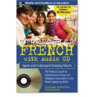 【预订】Streetwise French: Speak and Understand Everyday
