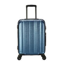 【爆款直降】卡拉羊拉杆箱男女款 20��24��28存商务登机箱飞机轮旅行密码箱子行李箱CX8586