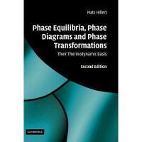 【预订】Phase Equilibria, Phase Diagrams and Phase