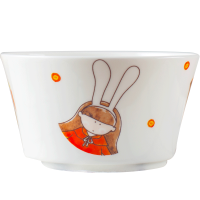 陶瓷吃饭碗家用创意小碗餐具套装