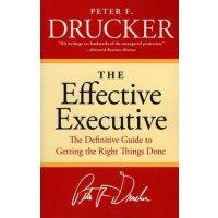 【现货】英文原版 有效的管理者 The Effective Executive 有效工作指南 管理学大师 彼得杜拉克