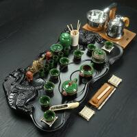 家用整套紫砂陶瓷茶具全自动茶道茶盘茶杯茶具套装