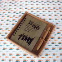 致青春笔记本创意硬壳活页记事本套创意学生小礼品送同学朋友生日节日礼物SN2813