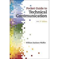 【预订】Pocket Guide to Technical Communication
