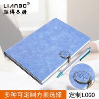 创意韩国小清新商务办公用品笔记本文具大学生便携本子加厚记事本