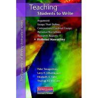 【预订】Teaching Students to Write Fictional Narratives