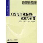 工伤与失业保险:政策与实务张伯生,叶欣梁,周晋9787301137840北京大学出版社