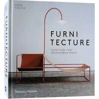 FURNI TECTURE 改变小户型室内空间格局的现代创意家具设计书籍