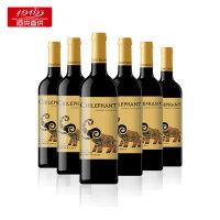 【1919酒类直供】智象金标赤霞珠干红葡萄酒 750ml*6 整箱 智利原装进口