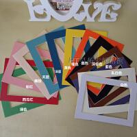 卡纸相框简易框相框裱儿童画挂墙专用画框创意框4K8K16Ka3a4画框