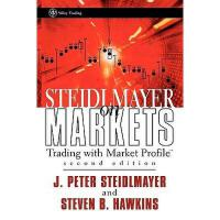 【预订】Steidlmayer On Markets: Trading With Market Profile