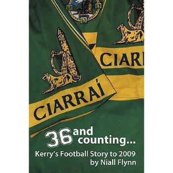 【预订】36 and Counting...Kerry's Football Story to 2009 美国库房发货,通常付款后3-5周到货!