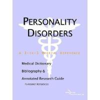 【预订】Personality Disorders - A Medical Dictionary