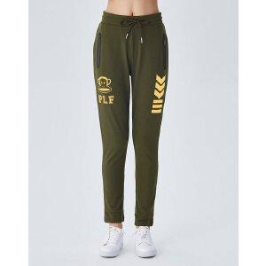 【限时秒杀到手价:89元】paul frank/大嘴猴休闲健身时尚风女式运动长裤