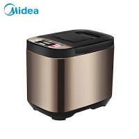 Midea/美的 MM-ESC1510 面包机 家用 全自动 多功能 智能 双撒果料酵母 面早餐 烤吐司机 蛋糕酸奶机