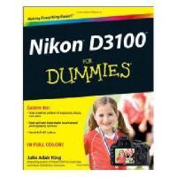 【预订】Nikon D3100 For Dummies