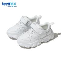 【券后价:158.8元】天美意童鞋儿童网鞋透气运动鞋中小童跑步鞋2021年春季老爹鞋