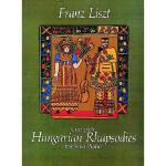 【预订】Complete Hungarian Rhapsodies for Solo Piano